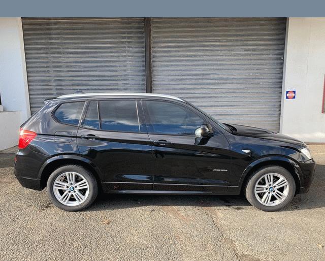 BMW BMW X3 II (F25) xDrive30dA 258ch Confort ABSOLUTE Edition
