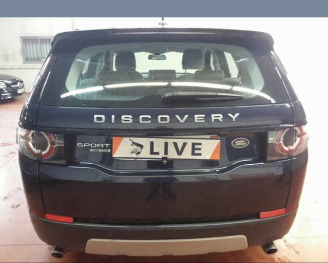 Land-Rover Land-Rover Discovery Sport 2.0 TD4 HSE BVA 9