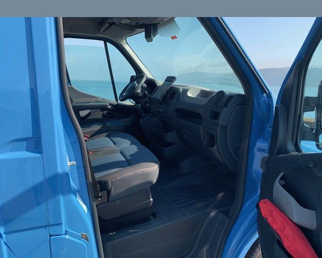 Renault Renault Master L2 2.3 DCI 125 GRAND CONFORT NAVIGATION PEGASE +