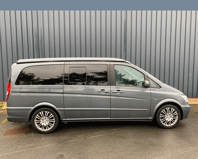 Mercedes-Benz Mercedes-Benz Viano  3.0 CDI BE Marco Polo BA