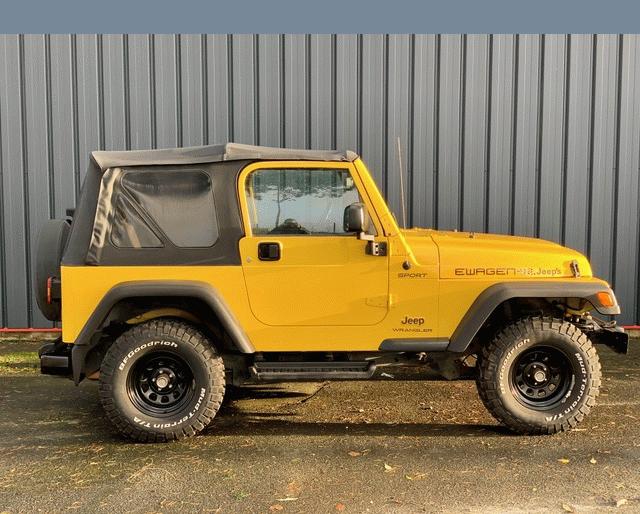 Jeep Jeep Wrangler  2.4 Sport