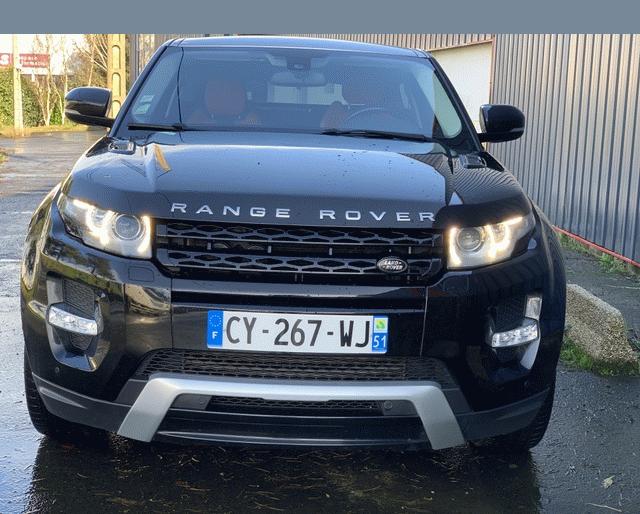 Land-Rover Land-Rover Evoque Coupe  2.2 Td4 Dynamic BVA Mark I 3p