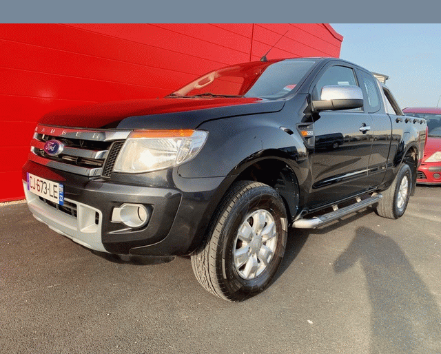 Ford Ford Ranger 4x4 III 2.2 TDCi 150 Super Cabine XLT Sport 4x4