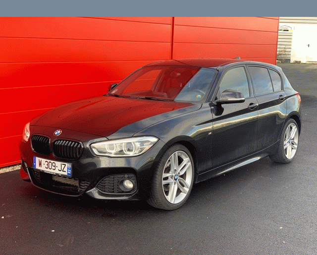 BMW BMW Série 1 II (F21/20) 116d 116ch Sport 5p