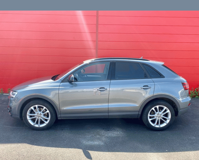 Audi Audi Q3  2.0 TDI 177 Attraction quattro S tronic 7